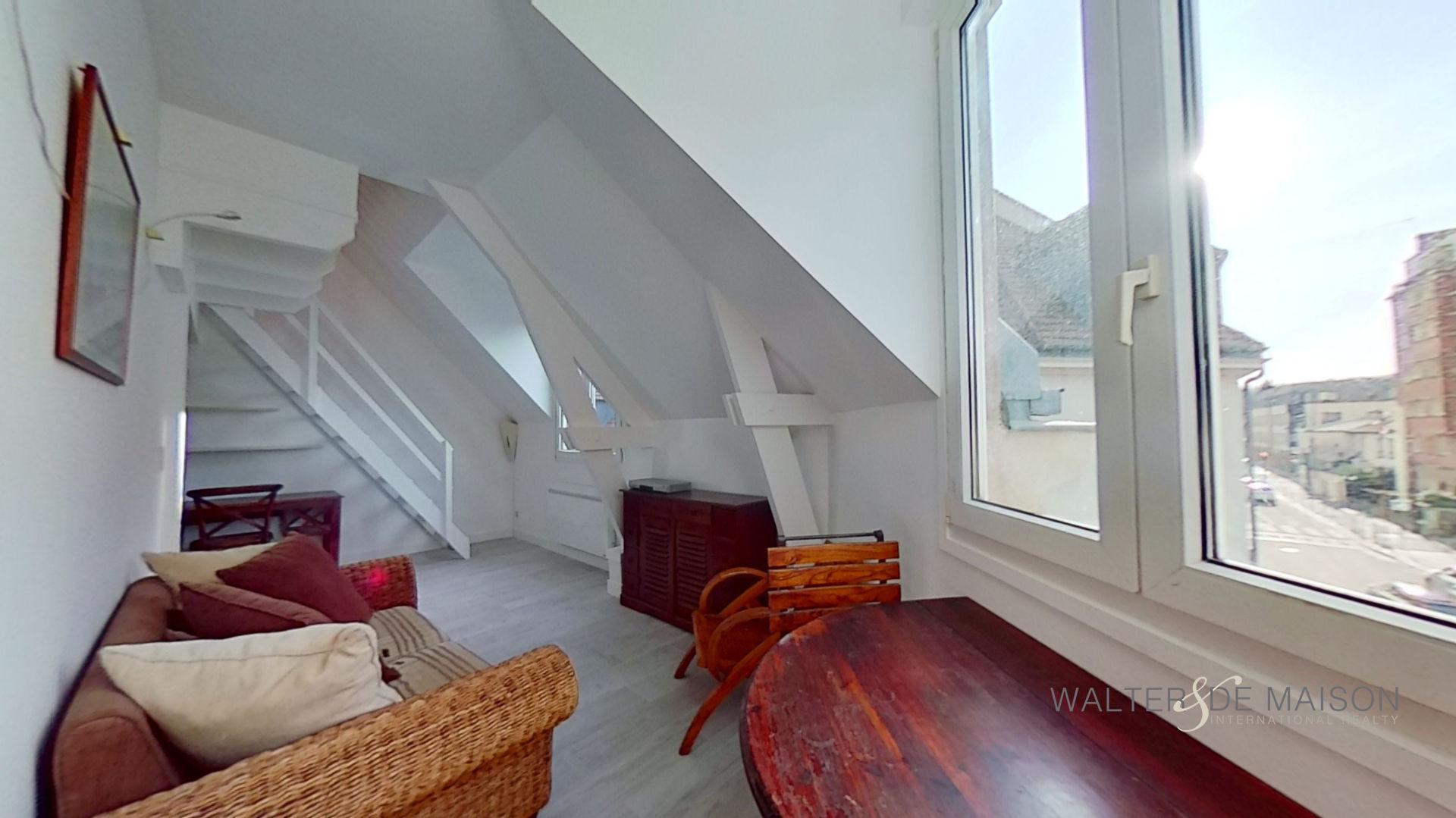 Appartement 2 pièce(s) 32 m²                         78000 VERSAILLES