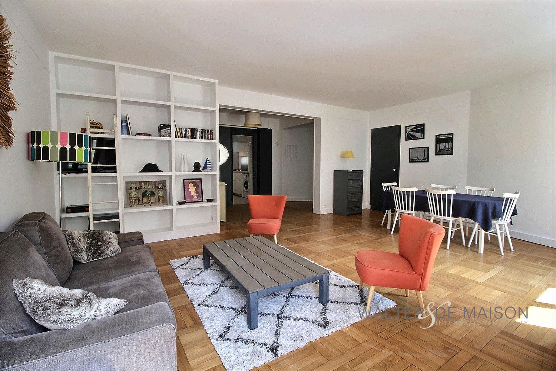 Appartement 4 pièce(s) 100 m²                         75015 PARIS