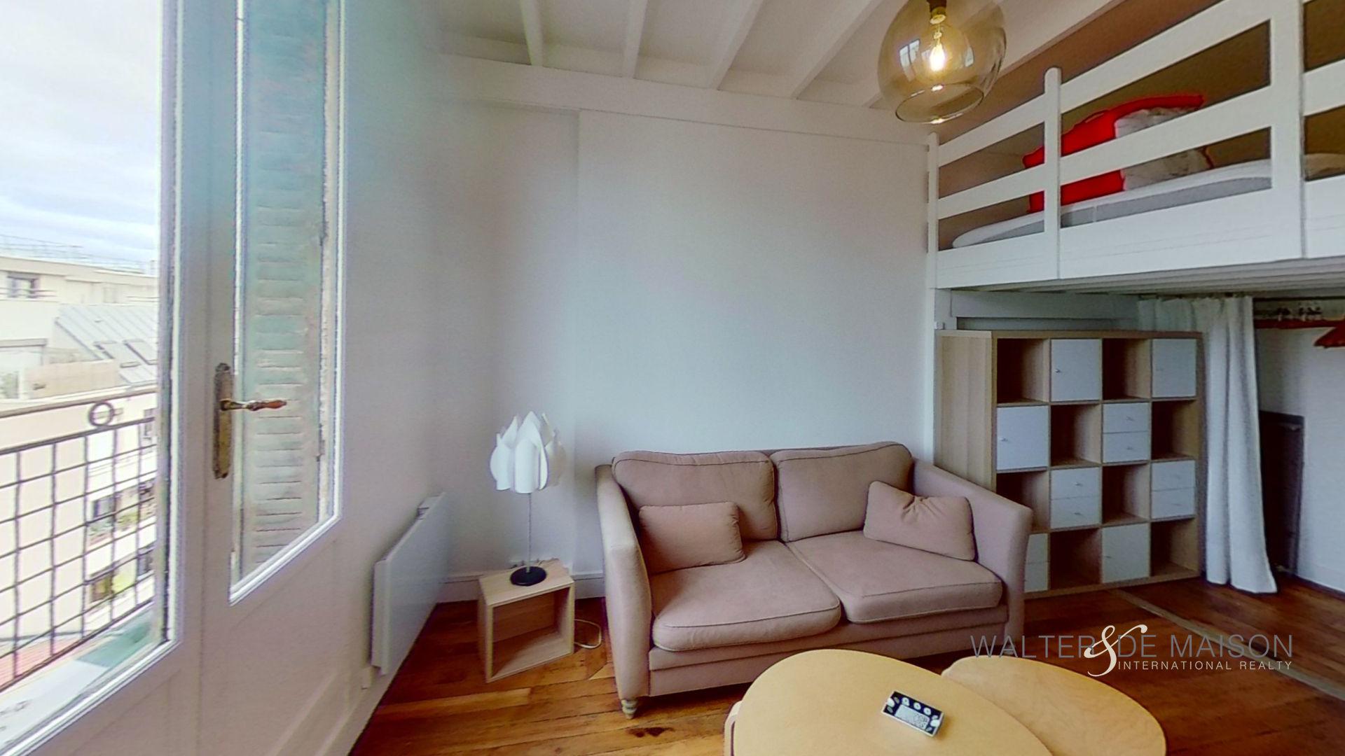 Appartement 2 pièce(s) 30 m²                         92150 SURESNES