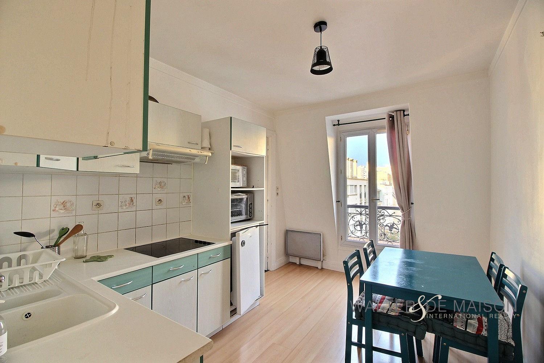 Appartement 2 pièce(s) 30 m²                         75017 PARIS