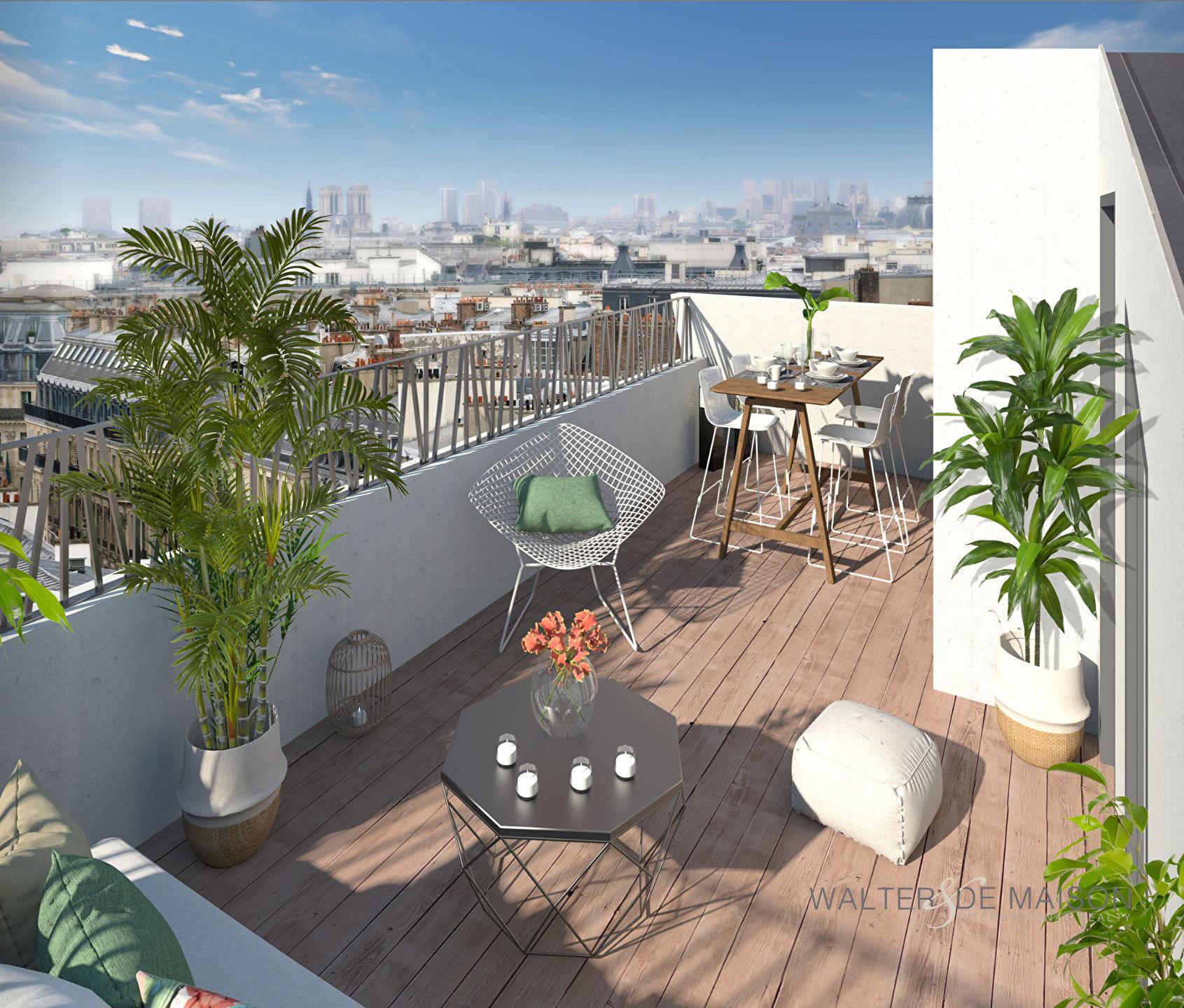 Appartement 5 pièce(s) 120.3 m²                         75014 PARIS