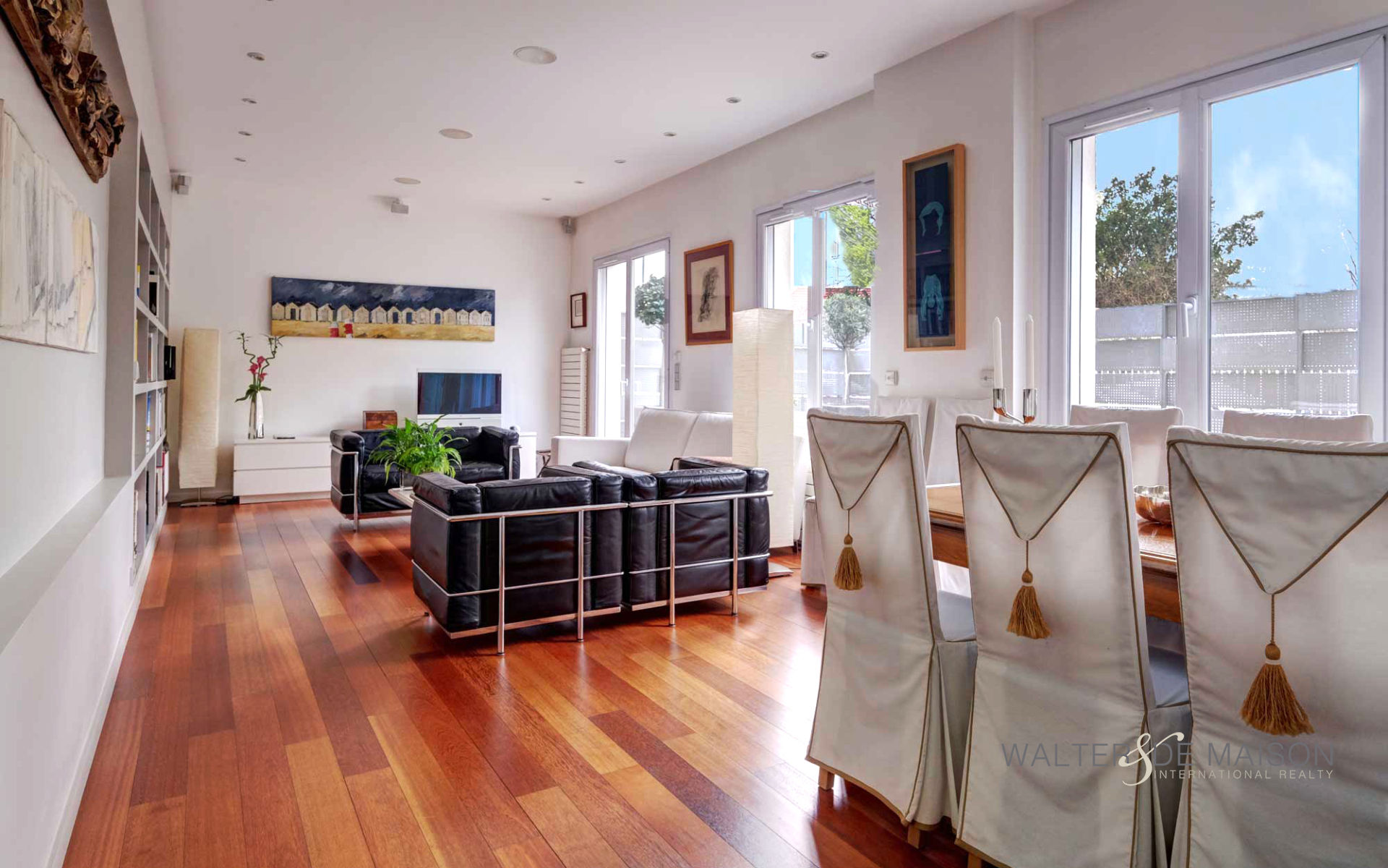 Appartement 4 pièce(s) 97 m²                         94700 MAISONS ALFORT