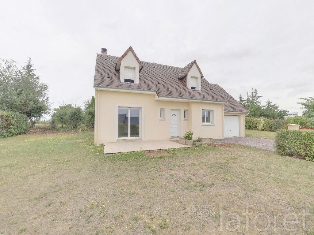 annonce location maison saint martin de fontenay 14320