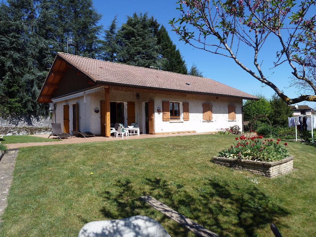 annonce vente maison thonon les bains 74200 118 m 425 000 992737113847. Black Bedroom Furniture Sets. Home Design Ideas